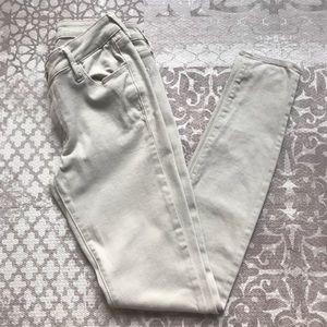 Old Navy Mid Rose Rockstar Skinny Jeans, Khaki